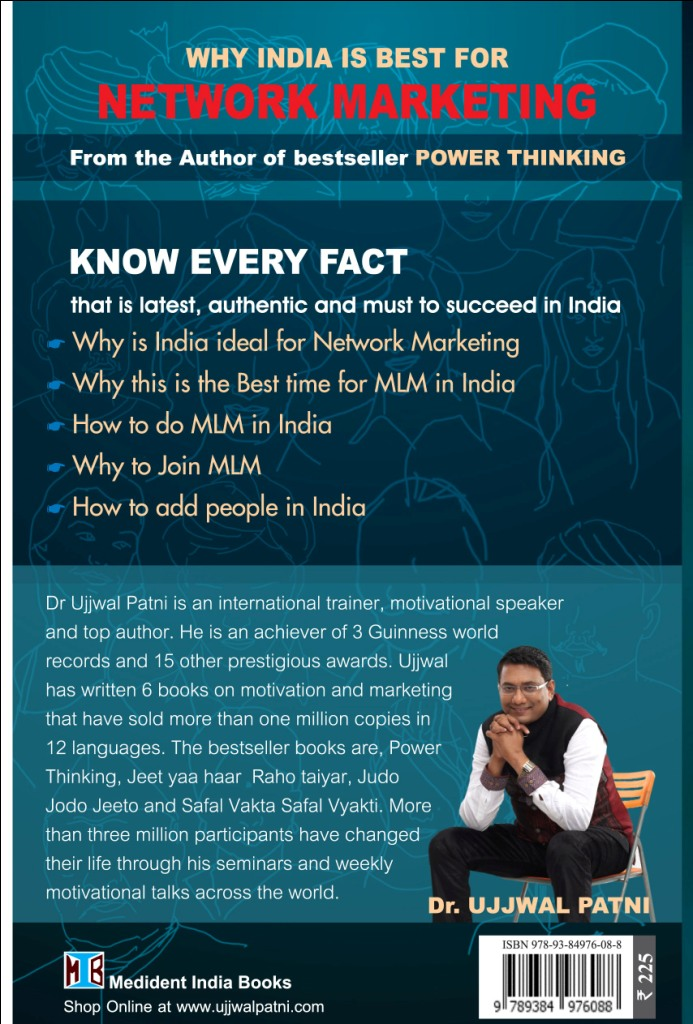 Why India is Best For Network Marketing