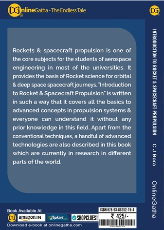Introduction To Rocket & Space Craft Propulsion