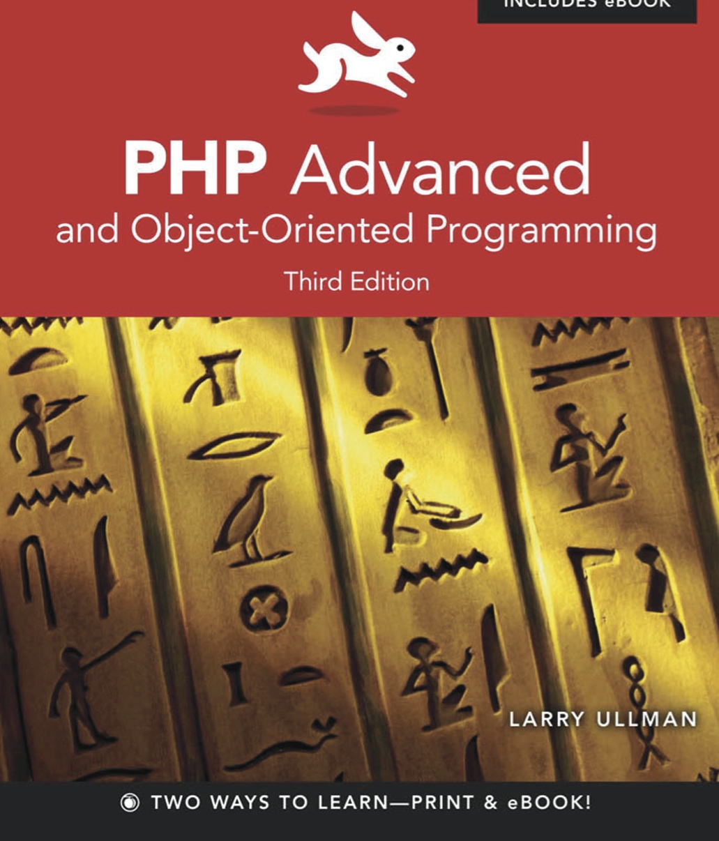 PHP Advanced And Object Oriented Progamming