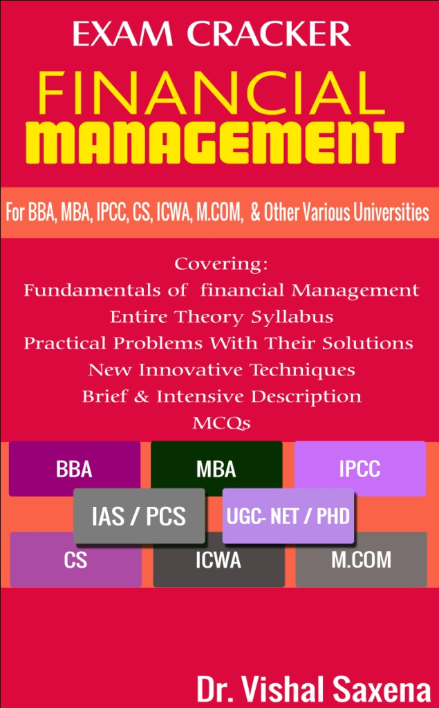 Exam Cracker Financial Management