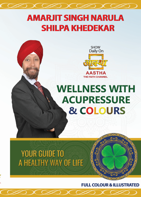 Wellness With Acupressure & Colours