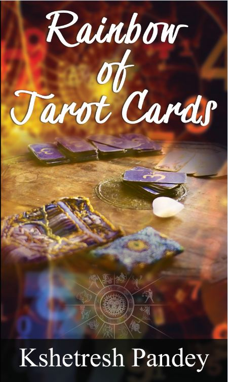 Rainbow of  Tarot Cards
