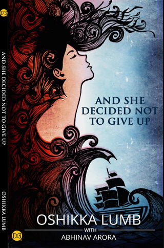 And she decided not to give up!