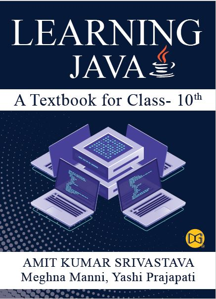 Learning java for class 10
